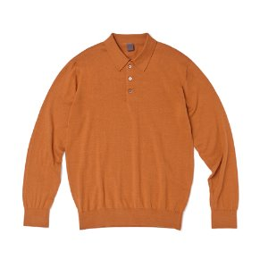 Supima Collar_Orange